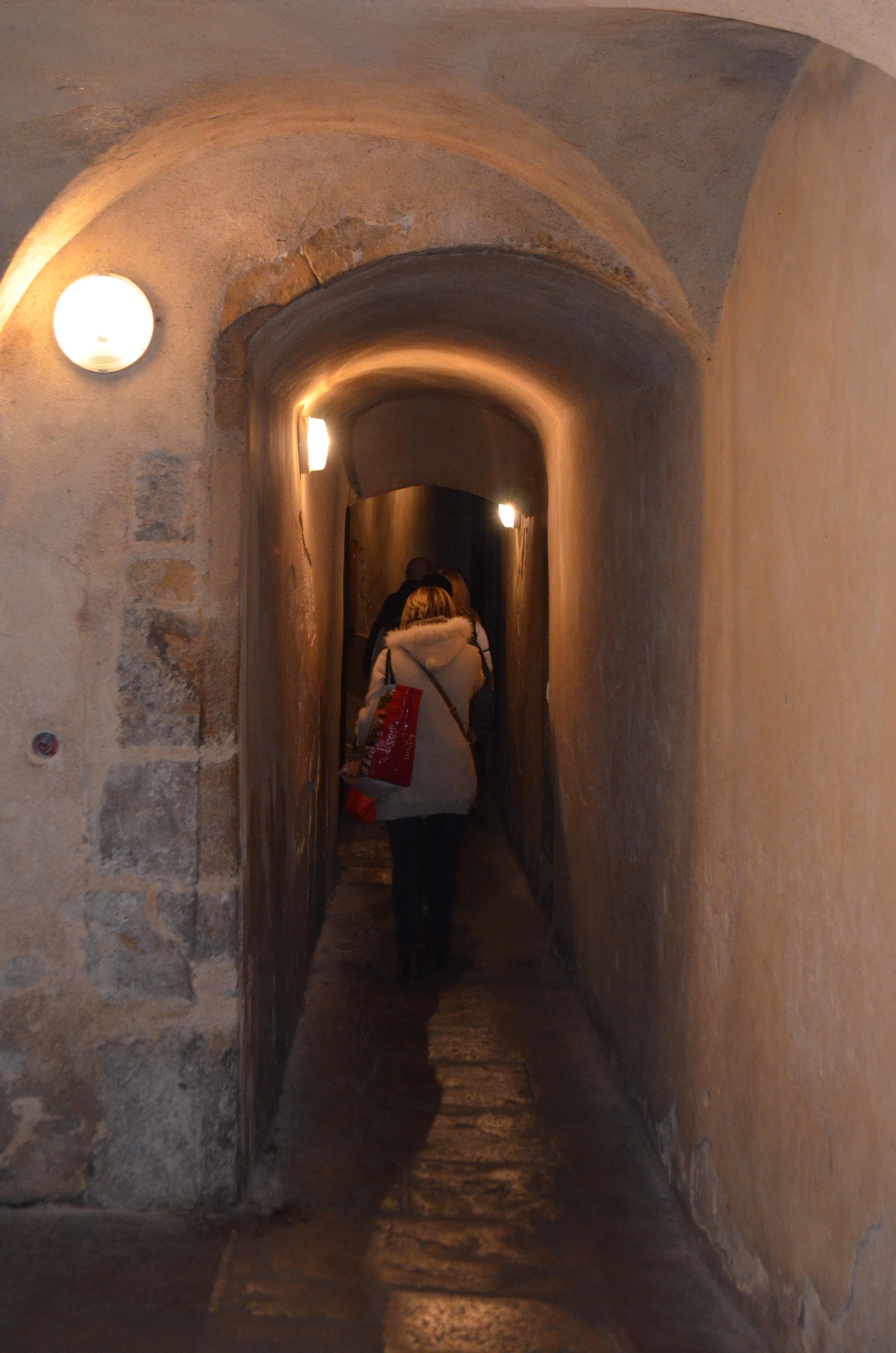 Traboule Vieux-Lyon